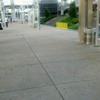 Photo taken at MetroLink - Civic Center Station by Erik K. on 6/21/2012