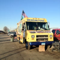 Photo taken at Ixtapa Mexican Taco Truck by Jesus M. on 3/14/2012