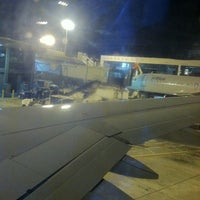 Photo taken at Gate 25 by Jessica w/ E. on 8/6/2012