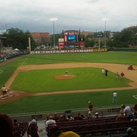 Photo taken at Dick Howser Stadium - Mike Martin Field by Marshall G. on 6/10/2012