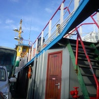 Photo taken at Ferry San Juan CdS by Marco S. on 2/14/2012