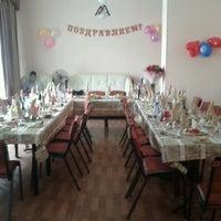Photo taken at Славянка by Мария Ч. on 6/9/2012