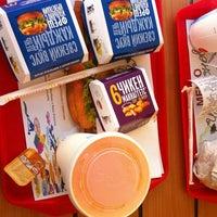 Снимок сделан в McDonald's пользователем Alex 7/4/2012