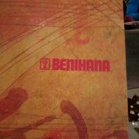 Photo taken at Benihana by Cash H. on 3/3/2012