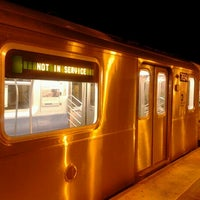 Photo taken at MTA Subway - Burnside Ave (4) by 🔌Malectro 7. on 3/20/2012