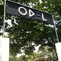 Photo taken at ODEL by ~ pobazz ~. on 5/12/2012