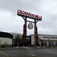 Photo taken at CrossIron Mills by Hiroshi S. on 4/18/2012