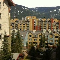 Photo taken at The Westin Resort & Spa, Whistler by Nicole C. on 4/21/2012