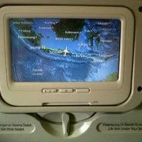 Photo taken at GA319 SUB-CGK / Garuda Indonesia by Agus T. on 6/6/2012