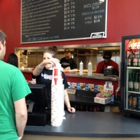 Photo taken at DP Cheesesteaks by ♻Tim C. on 7/19/2012