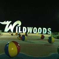 "Photo taken at ""Wildwoods"" Sign by Joseph M. on 7/21/2012"