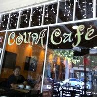 Das Foto wurde bei Coupa Café von Phil M. am 7/8/2012 aufgenommen
