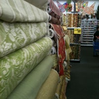 Photo taken at Beverly's Fabric & Crafts by Carie G. on 8/12/2011
