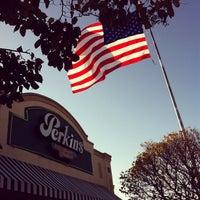 Photo taken at Perkins Restaurant & Bakery by James V. on 10/15/2011