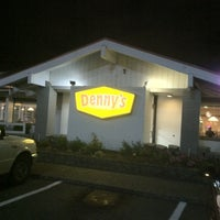 Photo taken at Denny's by Chance P. on 7/27/2011