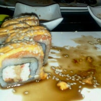 Photo taken at Sushi King by Airam C. on 9/11/2012