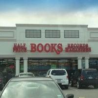 Photo taken at Half Price Books by Jackie G. on 5/11/2012