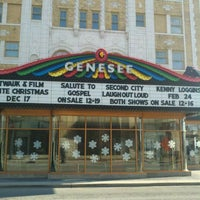 Photo taken at Genesee Theatre by Fredo A. on 12/12/2011