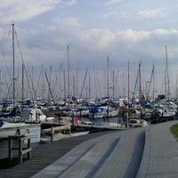 Das Foto wurde bei Yachthafen Grömitz von Heinz M. am 8/3/2011 aufgenommen