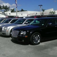 ... Photo Taken At Dadeland Dodge By Matthew W. On 11/3/2011 ...