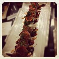 Photo taken at Tokai Sushi by Erin S. on 10/25/2011