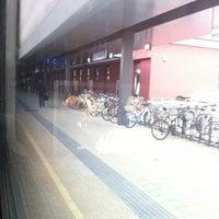 Photo taken at Klagenfurt Hauptbahnhof by Stefan L. on 7/5/2011