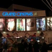Photo taken at Grand Cinemas by Georges N. on 2/1/2012