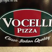 Photo taken at Vocelli Pizza by SlopeStylz on 5/31/2012