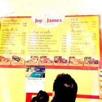 Photo taken at Joy and James Cafe by Emerson C. on 3/10/2012