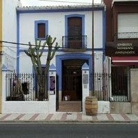 Photo taken at El Celler de la Marina by Juan F. on 3/19/2012