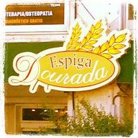 Photo taken at Espiga Dourada by Ed U. on 7/15/2012