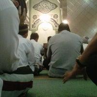 Photo taken at Masjid selapa polri by Tuon F. on 7/31/2012