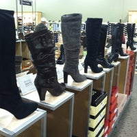 Photo taken at DSW Designer Shoe Warehouse by Becky G. on 2/18/2012