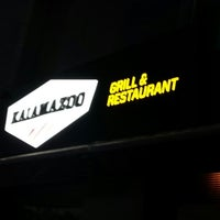 Photo taken at Kalamazoo Grill by Alaa T. on 7/8/2012