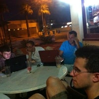 Photo taken at Hob Nobs Cafe & Spirits by Rocko C. on 7/22/2011