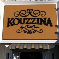 Photo taken at Kouzzina by Jessie C. on 3/14/2012