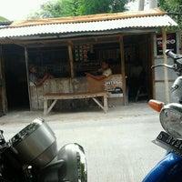 Photo taken at Warkop Pak Gampang by Budi S. on 11/6/2011