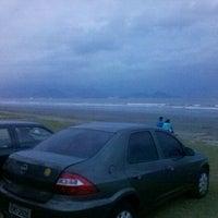 Photo taken at Praia Porto Novo by Bruno D. on 11/12/2011
