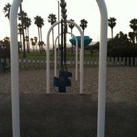 Photo taken at Ocean Park Playground by Jessie T. on 8/8/2012