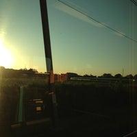 Photo taken at Trein Herentals > Antwerpen by Gorrit G. on 5/25/2012