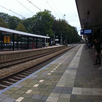 Photo taken at Station Driebergen-Zeist by Tou-Latu M. on 9/12/2011