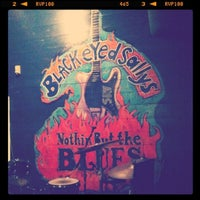 Photo taken at Blackeyed Sally's by Maxwell Z. on 9/12/2011