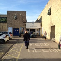 Photo taken at Waitrose by John B. on 11/19/2011