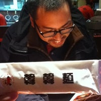 Photo taken at 韓韓麺 柏店 by Shodai T. on 3/18/2012