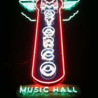 Photo taken at Motorco Music Hall by William R. on 3/9/2011