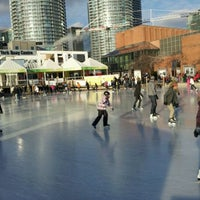Photo taken at Harbourfront Centre by Andrew S. on 12/10/2011