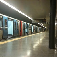 Photo taken at Metro Rato [AM] by Jerónimo S. on 6/2/2011
