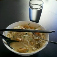 Photo taken at Chris Thai Cuisine by Ken H. on 8/16/2011