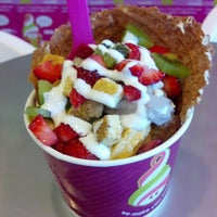 Photo taken at Menchie's by Maria T. on 8/28/2012