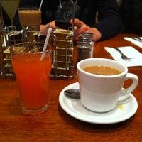 Photo taken at Olde Red Hen Restaurant by Daniella M. on 12/30/2011